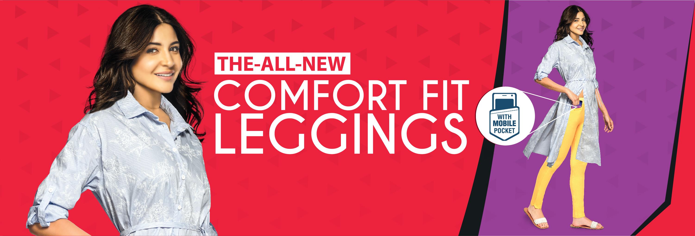Comfort Fit Pocket Leggings
