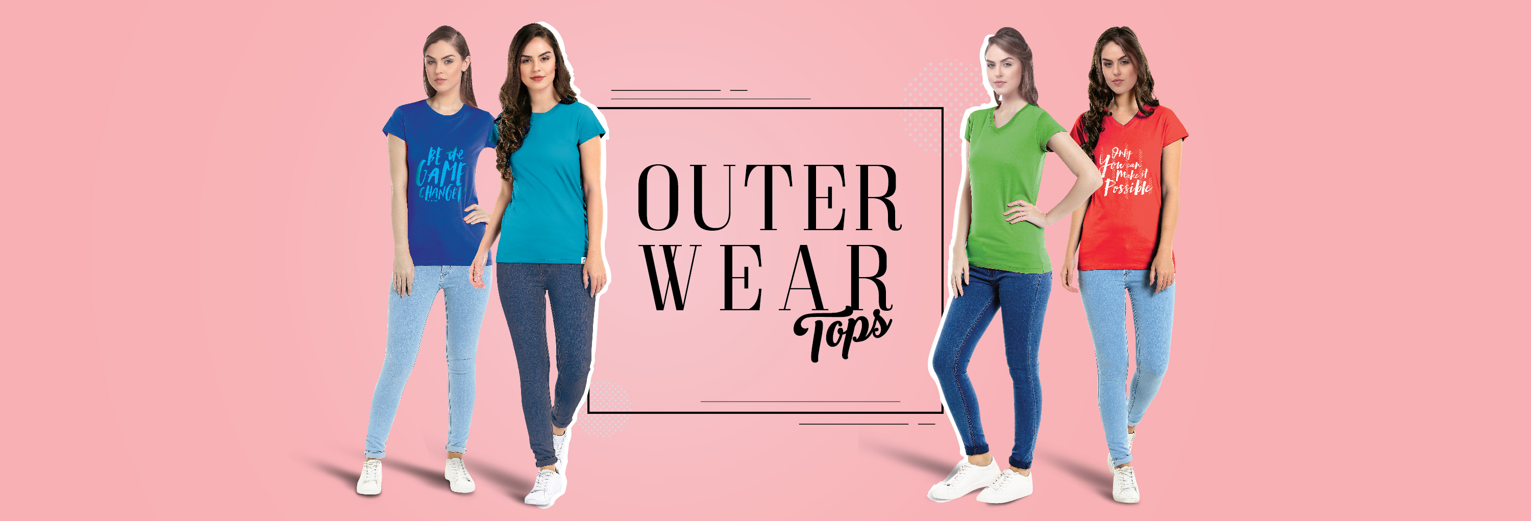 OUTERWEAR TOPS